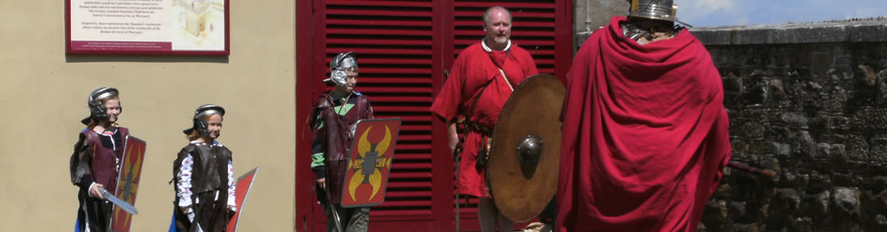 What's on at Senhouse Roman Museum